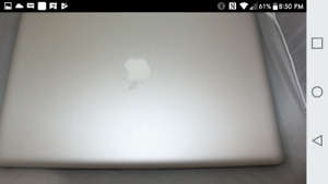 Macbook Pro 13.6 and 15.6 for sale