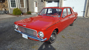 1963 Valiant 4 door