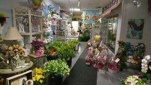 NEW PRICE For Flower & Gift Shop Kitchener / Waterloo Kitchener Area image 1