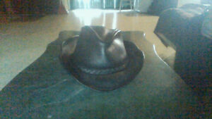 Henschel  Outback/Genuine Leather.. Cowboy Hat