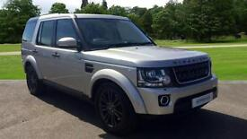 2016 Land Rover Discovery 3.0 SDV6 Graphite 5dr Automatic Diesel Estate