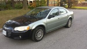 2005 Chrysler Sebring Touring V6, 2.7L Sedan
