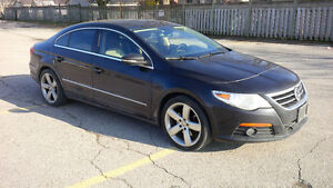 2009 Volkswagen CC Highline. Great condition. Leather interior