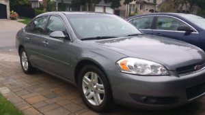 2007 CHEV IMPALA LTZ LEATHER ROOF
