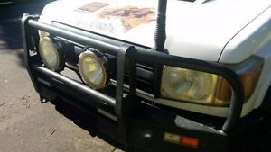 2010 toyota Land cruiser 70 bullbar Bayswater Knox Area Preview