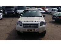 Land Rover Freelander 2 2.2Td4e ( 158bhp ) 4X4 2010MY S