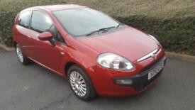 Fiat Punto Evo 1.4 Dynamic. STOP/START. BLUETOOTH. AIRCON. WARRANTY.