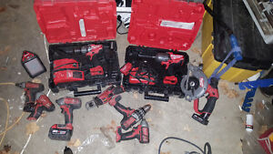 Power tools and air tools