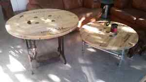 Bistro and coffee tables