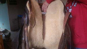 For sale 3 different western saddles Prince George British Columbia image 7