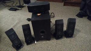 Logitech X-540 Surround Sound Speakers