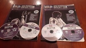 2-Led Zeppellin play along tab books inc backing track cds