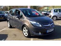 2014 Vauxhall Meriva 1.4i 16V Tech Line 5dr Manual Petrol Hatchback