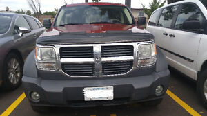 2007 Dodge Nitro STX NAV AND DVD E TEST VALID