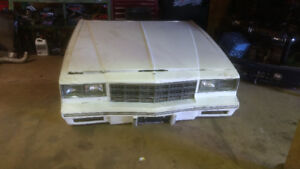 1981 MONTE CARLO parts