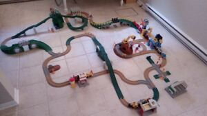 Trains Fisher Price Geotrax NÉGOTIABLES