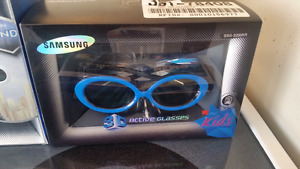 Brand new unopened KIDS Samsung active 3D Glasses