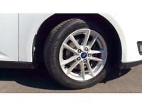 2015 Ford Focus 1.6 125 Zetec 5dr Powershift Automatic Petrol Estate