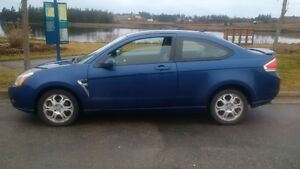 2008 Ford Focus SES Coupe (2 door) $4200 OBO