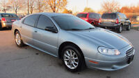 2004 Chrysler Concorde LXi  Leather Sunroof Low Km's