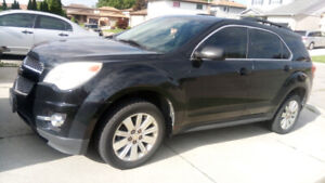 2010 equinox for sale in good condition for 3500.00