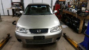2003 Nissan Sentra GXE amazing condition