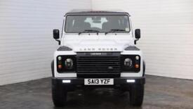 2013 Land Rover Defender 90 XS 2013 13 Land Rover Defender 90 2.2 XS SWB Diesel