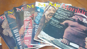 Mankind, The Magazine of Popular History 7 Issues Kitchener / Waterloo Kitchener Area image 1