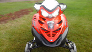 2008 Polaris Dragon