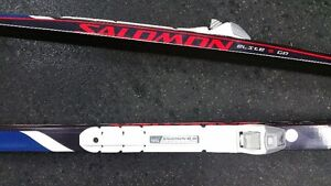 WOW! MINT CONDITION Salomon X-Country Ski Package - SAVE HUGE!!