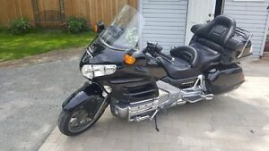 HONDA GOLDWING GL1800 2008