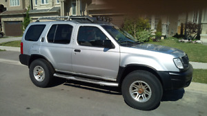 2000 Nissan Xterra 4x4 - Lots of work done. Make an offer