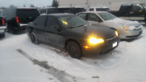 2003 Chevrolet Malibu Sedan-As Is