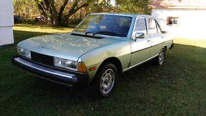 Peugeot 604 1980 peinture d origine