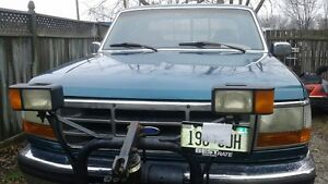 1996 Ford Eddy. bauer Pickup Truck