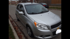 2011 Chevrolet Aveo LT , Auto, NEW TIRES, New Brakes, E tested