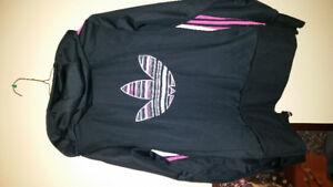 Ladies Adidas hooded