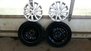 Hyundai Rims. Great Shape.