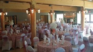 Wedding and Party Rentals ( chair cover $1.00 & linens and more) Edmonton Edmonton Area image 4