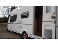 2008 Abbey GTS 517 5 berth caravan