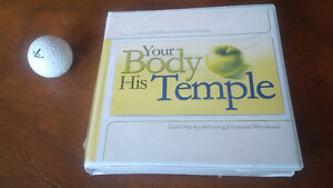 Your Body His Temple God's Plan for Achieving Emotional Wholenes Kitchener / Waterloo Kitchener Area image 1