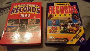 Livres record guiness