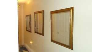 """Mirrors 27"""" x 33"""" $25 each or 3 for $60"""