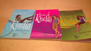 3 Collection Le monde de Khelia, le lot $8