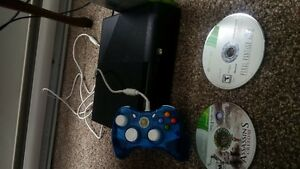 xbox 360. and games. amazing deal