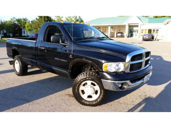 Used 2003 Dodge Power Ram 2500