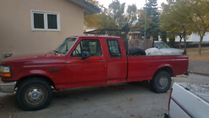 Ford F250 94