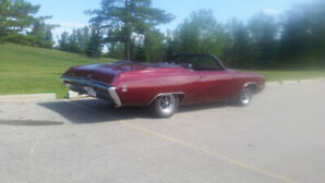 1968 Buick Skylark Custom For Sale (Alberta)