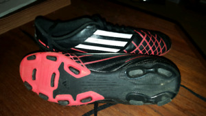 Adidas Cleats size 8 $10
