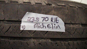 Winter Claw Michelin tires rims Nokian London Ontario image 3
